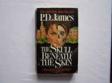 P D JAMES: The Skull Beneath The Skin