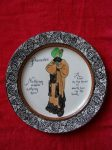 ROYAL DOULTON HAND PAINTED ANTIQUE ENGLAND