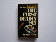Lawrence Sanders: THE FIRST DEADLY SIN