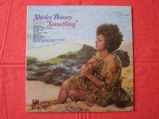 "Shirley Bassey : IS REALLY ""Something"""