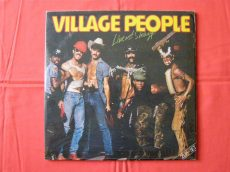 VILLAGE PEOPLE : Live and Sleazy